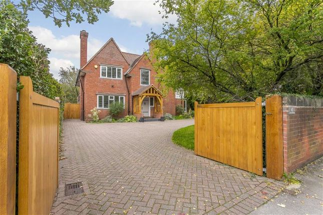 Thumbnail Detached house for sale in Somerville Road, Sutton Coldfield