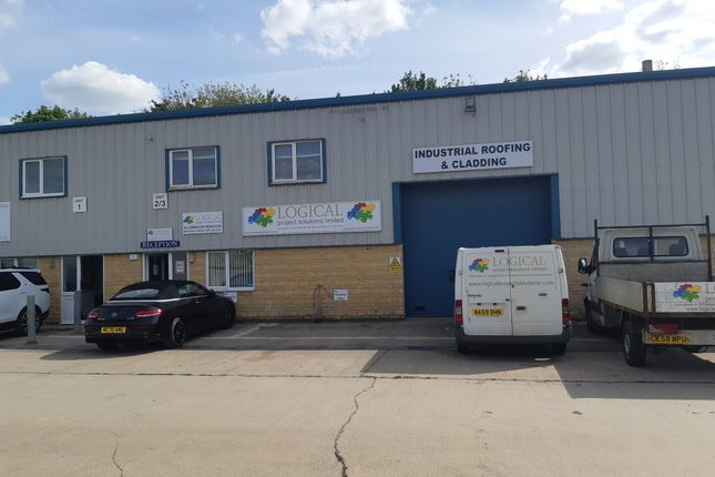 Thumbnail Industrial to let in Chelworth Park Industrial Estate, Cricklade, Swindon