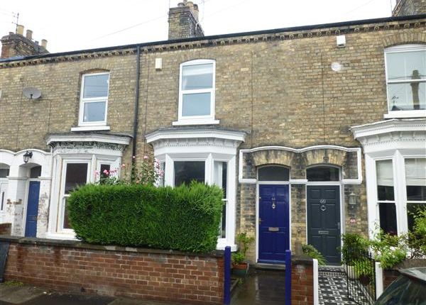 Thumbnail Terraced house for sale in Fountayne Street, York