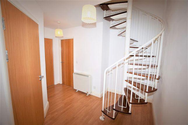 Hallway of Glanfa Dafydd, Barry CF63