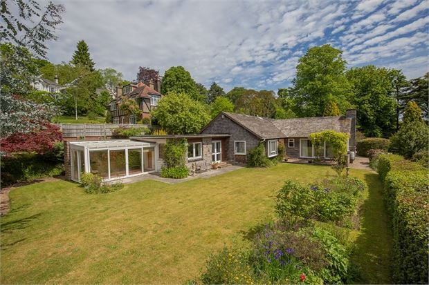 Thumbnail Detached bungalow for sale in Penshurst Road, Wolborough Hill, Newton Abbot, Devon.