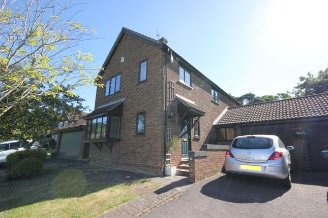 Thumbnail Detached house for sale in Bishops Close, Thorpe St Andrew, Norwich