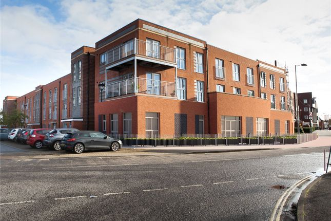 Thumbnail Studio for sale in Ashcombe House, Meridian Way, Southampton