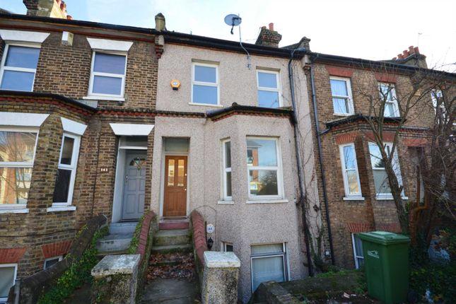 Thumbnail Maisonette to rent in Herbert Road, London