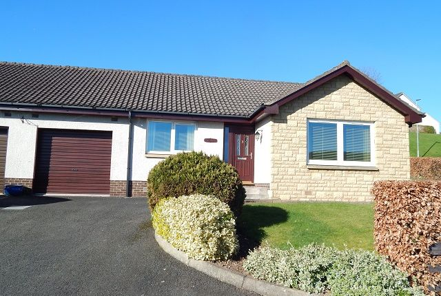 Thumbnail Bungalow for sale in Huntshaw Road, Earlston