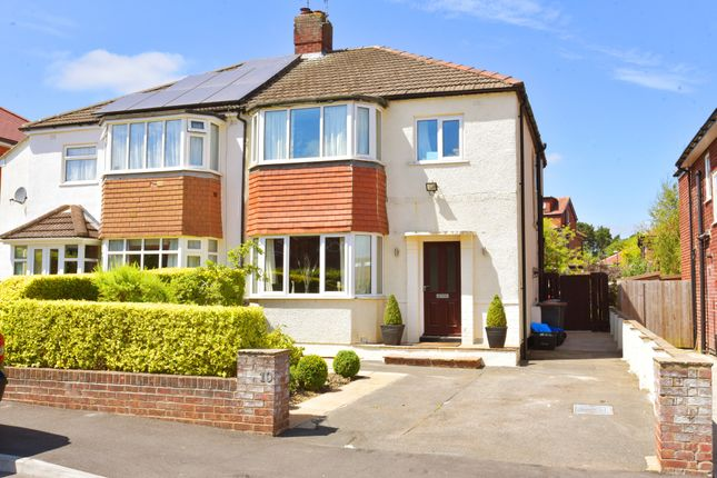 Thumbnail Semi-detached house to rent in Rossett Way, Harrogate