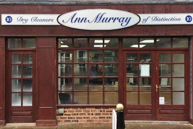 Retail premises for sale in 10 Anson Street, Rugeley