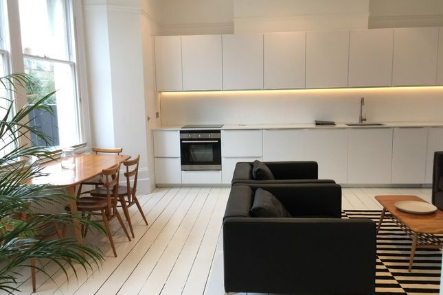 Thumbnail Flat to rent in Brondesbury Road, London