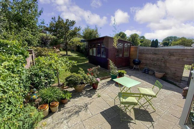 Thumbnail Semi-detached house for sale in Mackie Avenue, Patcham, Brighton, East Sussex