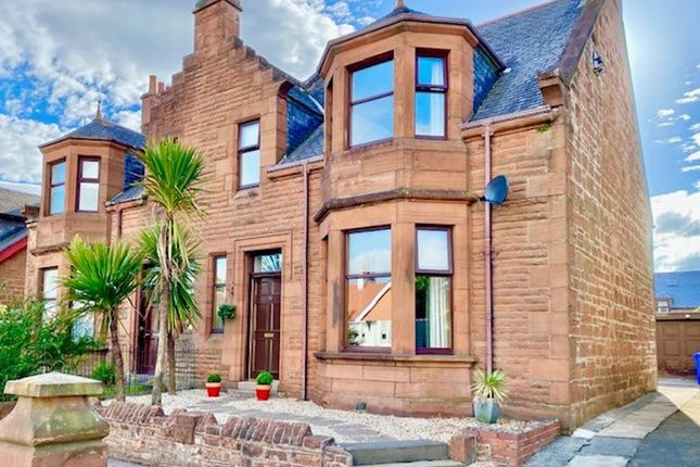 Thumbnail Semi-detached house for sale in Craigie Road, Ayr