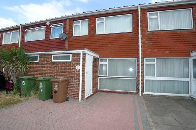 2 bed terraced house to rent in Brunswick Road, Bexleyheath DA6