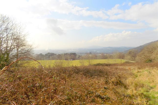 Thumbnail Land for sale in Building Land, Maes Ty Canol, Port Talbot