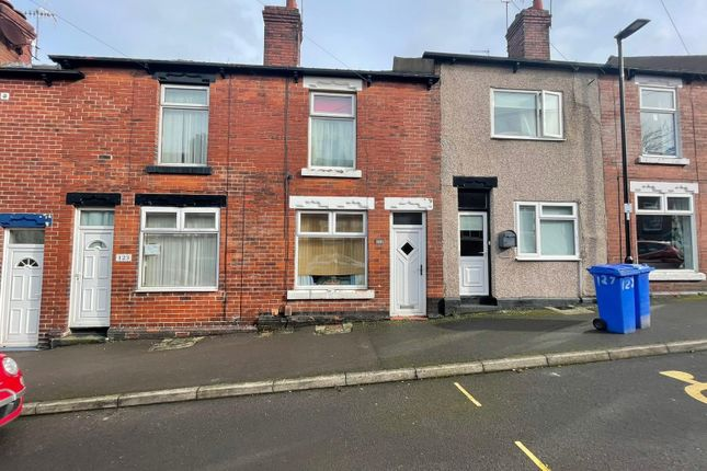 2 bed terraced house for sale in Cartmell Road, Sheffield S8