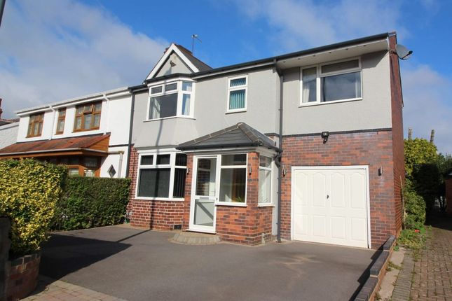Thumbnail Semi-detached house for sale in Woodlands Road, Sparkhill, Birmingham