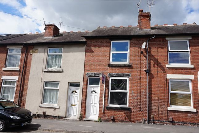 Thumbnail Terraced house for sale in Andrew Avenue, Ilkeston