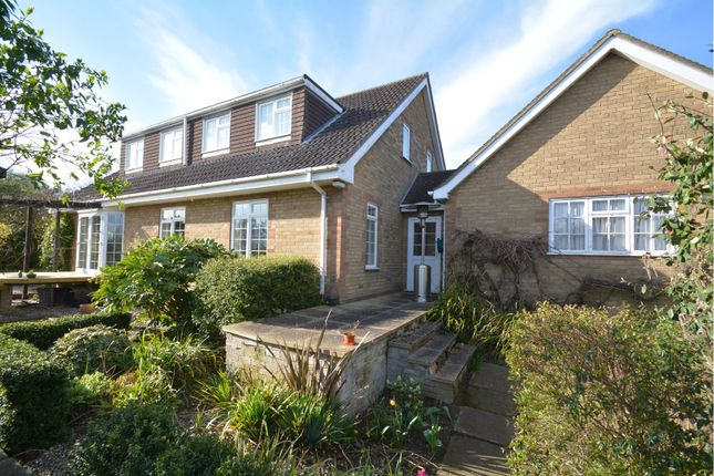 Thumbnail Detached house for sale in Springhead Lane, Ely
