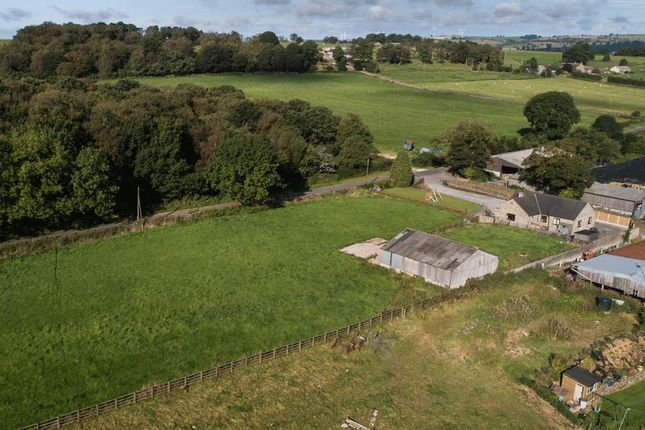 Thumbnail Detached bungalow for sale in Alderwasley, Belper