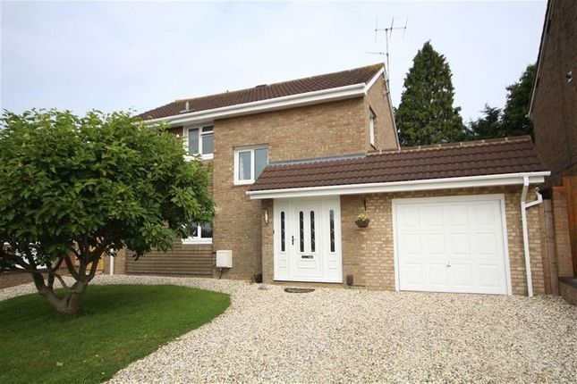 Thumbnail Detached house for sale in Okus Road, Old Town, Swindon