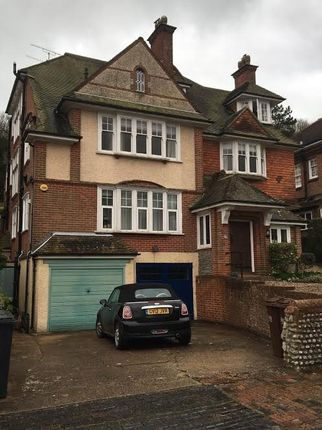 Thumbnail Flat to rent in Edensor Road, Eastbourne