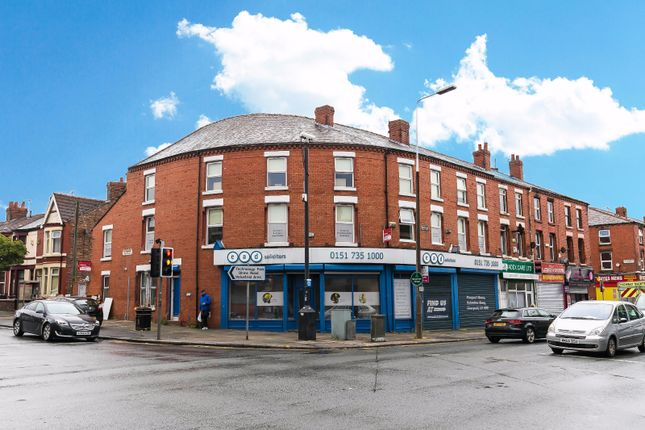 Thumbnail Block of flats for sale in Picton Road, Wavertree, Liverpool