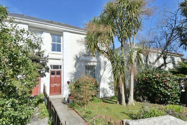 Thumbnail Semi-detached house for sale in Kimberley Park Road, Falmouth
