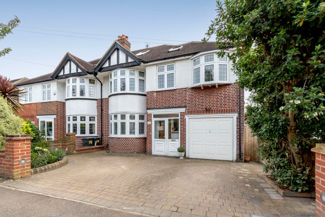Thumbnail Detached house for sale in Chiltern Drive, Berrylands, Surbiton