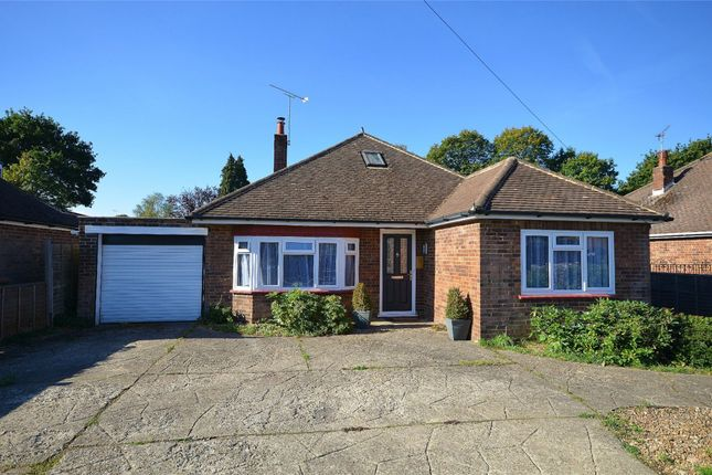 Thumbnail Detached bungalow for sale in Hamesmoor Way, Mytchett, Camberley, Surrey