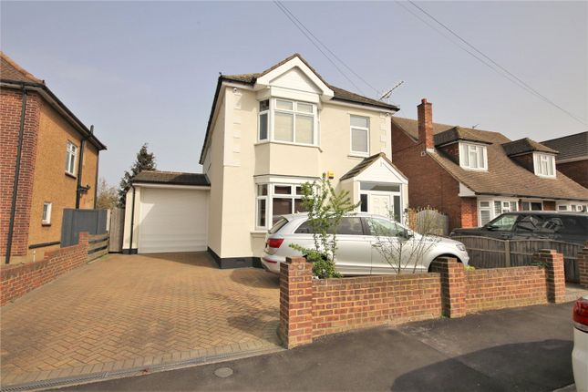 Thumbnail Detached house for sale in Fetherston Road, Stanford-Le-Hope