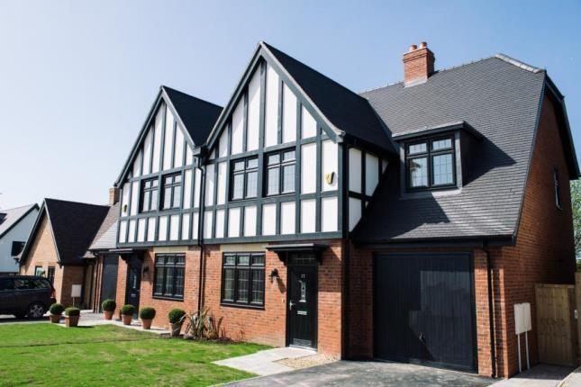 Thumbnail Semi-detached house for sale in Kingshurst, 1 Kingshurst Gardens, Bretforton Road, Worcestershire
