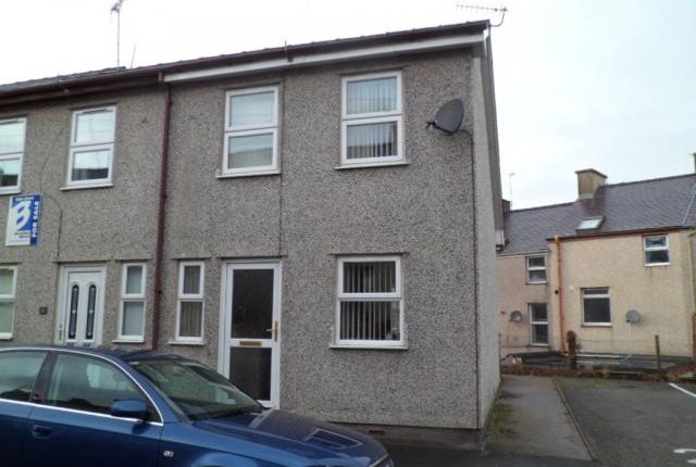 Thumbnail Terraced house to rent in 4, Assheton Terrace, Caernarfon