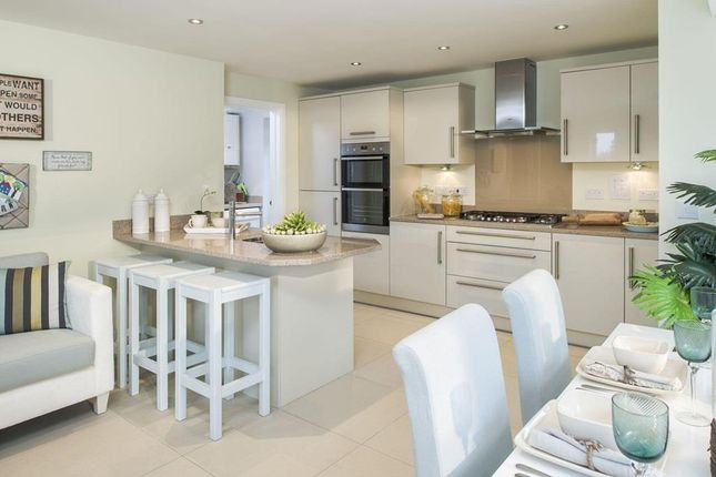 """Kitchen Area of """"Cornell"""" at Barons Road, Canford BH11"""