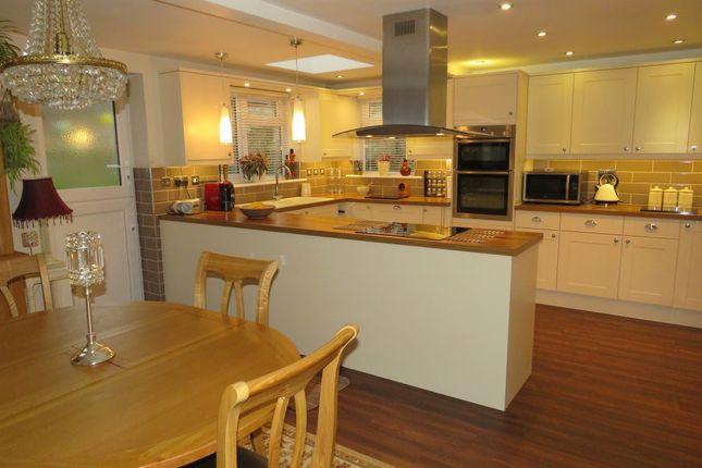 Thumbnail Detached bungalow for sale in Brook Close, Charminster, Dorchester