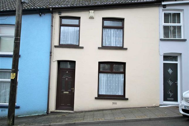 Thumbnail Terraced house for sale in Charles Street, Tonypandy