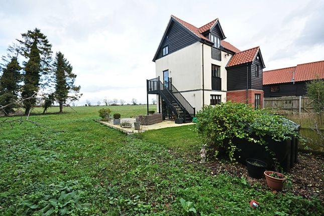 4 bed detached house for sale in Shop Street, Worlingworth, Woodbridge
