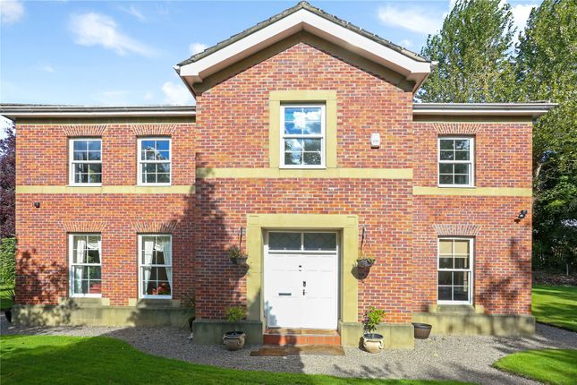 Thumbnail Detached house for sale in Tabley Road, Knutsford, Cheshire