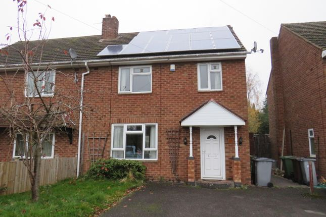 Thumbnail Semi-detached house to rent in Oakley, Honiley, Kenilworth