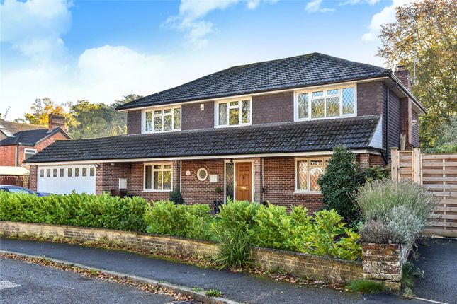 Thumbnail Detached house for sale in Walmer Close, Crowthorne, Berkshire