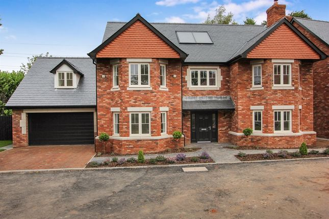 Thumbnail Detached house for sale in Druidstone Road, Old St. Mellons, Cardiff