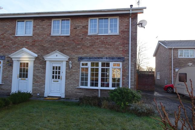 3 bed semi-detached house for sale in Georgian Close, Porthcawl