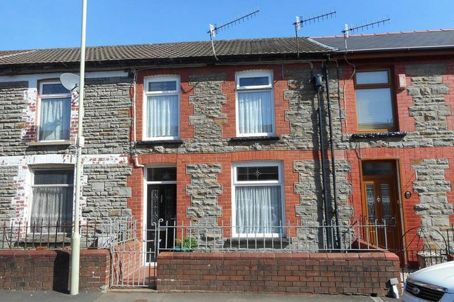 Thumbnail Terraced house for sale in Dyfodwg Street, Treorchy