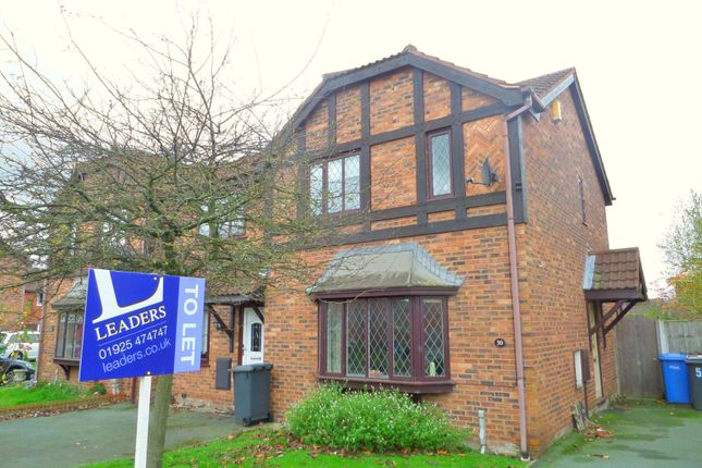 3 bed semi-detached house to rent in Great Sankey, Warrington WA5