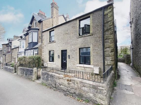 Thumbnail End terrace house for sale in London Road, Buxton, Derbyshire