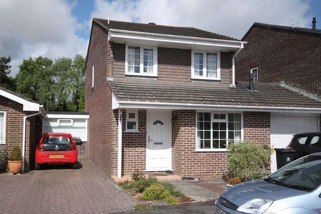 3 bed detached house for sale in Moynton Close, Dorchester