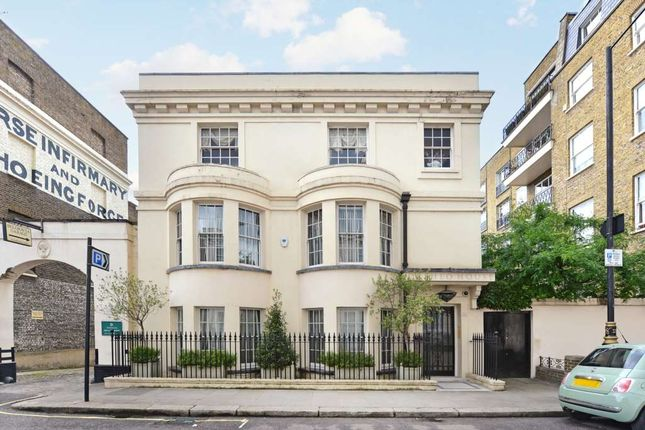 Thumbnail Detached house for sale in Eaton Square, London
