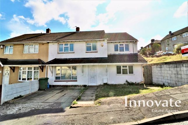5 bed semi-detached house for sale in Brewery Street, Dudley DY2