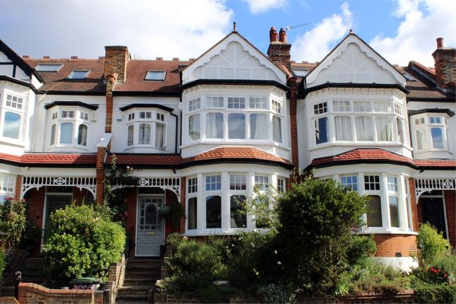 Thumbnail Terraced house for sale in Lansdowne Road, Muswell Hill, London