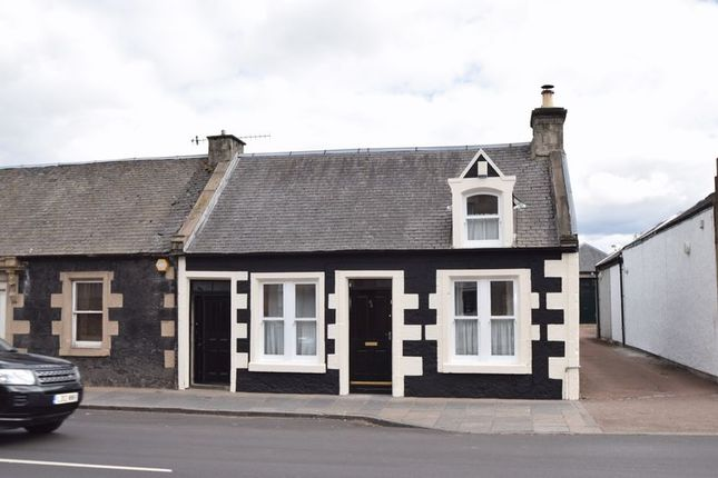 Thumbnail Cottage for sale in High Street, Biggar