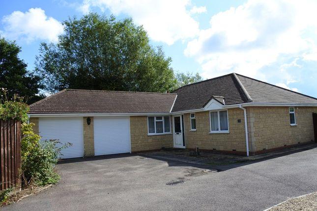 Thumbnail Detached bungalow for sale in Bourton, Gillingham