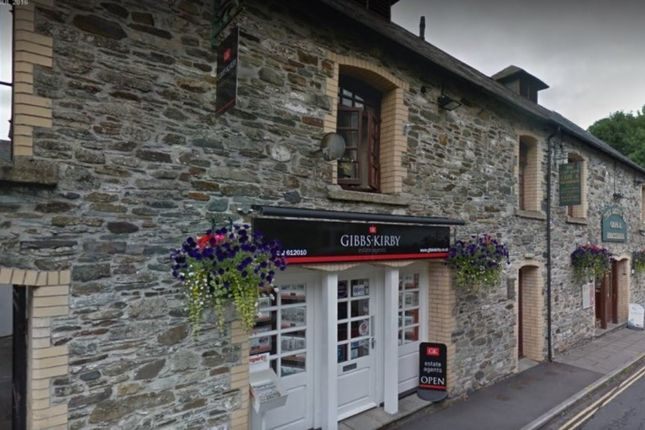 Thumbnail Flat for sale in Market Road, Tavistock