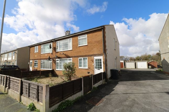 Thumbnail Flat to rent in Hampsfell Drive, Morecambe